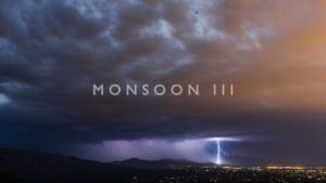 Monsoon III: Pode ser tempo bonito