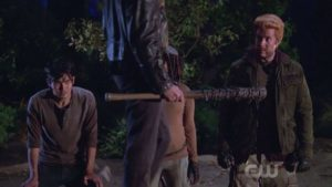 Negan Next Kill om The Walking Dead