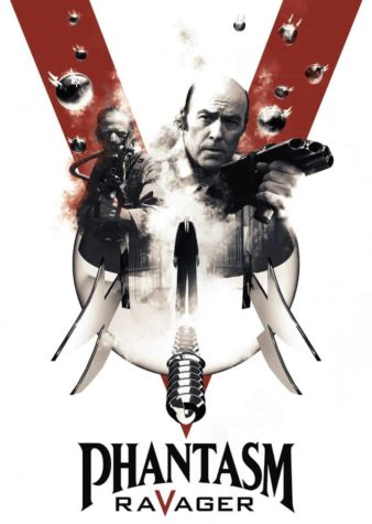 Phantasm 5 Ravager & Remastered - Poster