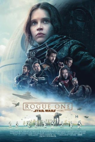 Star Wars Rogue One - Plakat