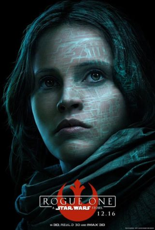 Rogue One: A Star Wars Story - Acht Charakterposter