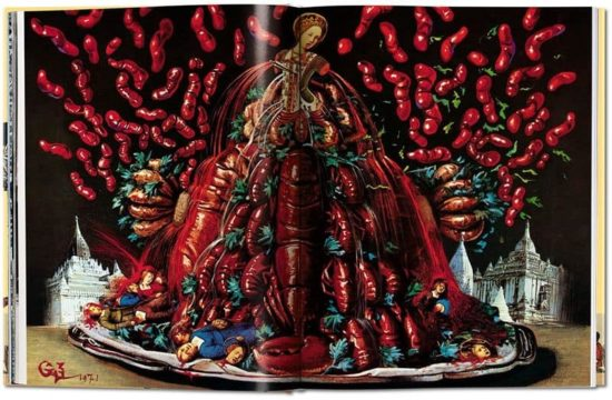 Salvador Dalí Cookbook