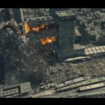 Shin Godzilla Destruction Reel: Godzilla Tokyo wolkenkrabber-Destruct assemblage