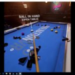 Champion du Monde Snooker est le test VR billard
