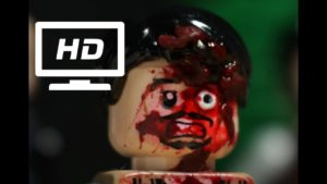 """The Walking Dead"": Negan slakt skapas med Lego"