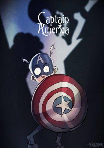 Tim Burton's Captain America_1