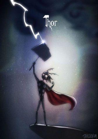 Tim Burtonin Thor