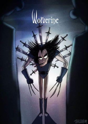 Tim Burtonin Wolverine
