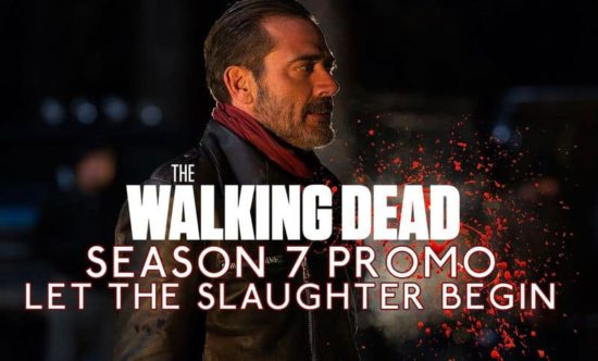The Walking Dead: What to start 7. Season should know