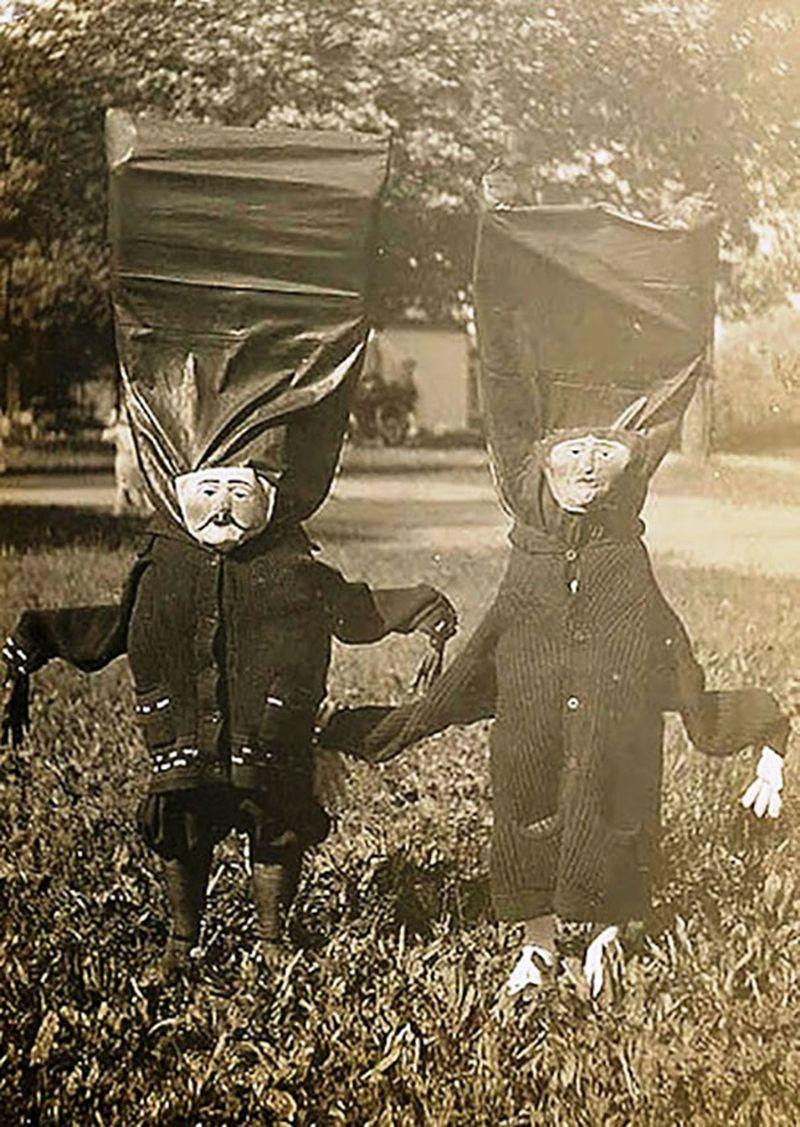 Реальные фото странных детей