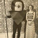 100 Vintage Halloween kostumer
