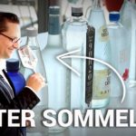 Water is not just water: The job of a water sommelier