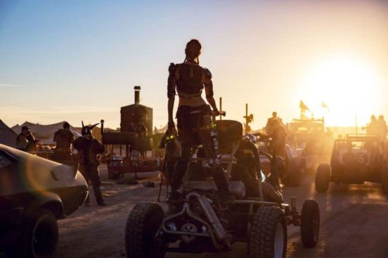 Wasteland Weekend 2016: Bilder från Mad Max Festival