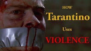Como Quentin Tarantino utiliza la violencia