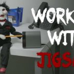 Työskentely Jigsaw: Jigsaw kuin pohtivan