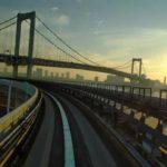 Yurikamome Sunrise · Välkommen till Tokyo