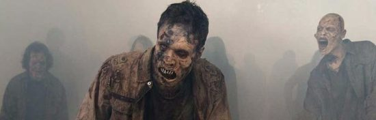 The Walking Dead: Zombie serie kampt met dalende opkomst