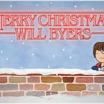 Stranger Things Christmas mit den Peanuts