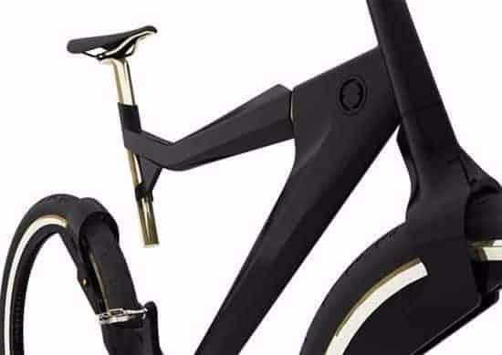 Das Fahrrad ohne Kette und Speichen von Alberto Del Biondi