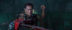 Ash Vs. Evil Dead: Remolque para el final de 2. Temporada nos lleva a la famosa, infame Waldhütte