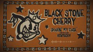 DBD: Shakin' Benim kafesi - Black Stone Cherry