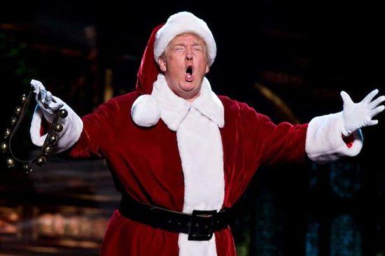 Amerika'nın dünyaya Noel hediyesi