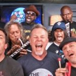 """Enter Sandman"" on children's instruments – Metallica ft. Jimmy Fallon & The Roots"