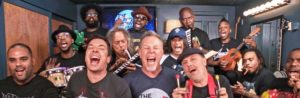 """Enter Sandman"" auf Kinder-Instrumenten - Metallica ft. Jimmy Fallon & The Roots"