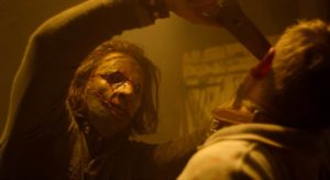 Escape From Cannibal Farm - Trailer und Poster