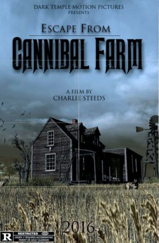 Escape From Cannibal Farm - Poster