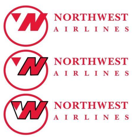 Ein kluger Gebrauch von Typografie verschmilzt die beiden Buchstaben, N und W, zu einem