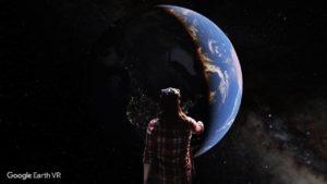 Google Earth Virtual Reality