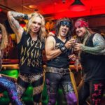 Komplet LA show of Steel Panther end 360 video