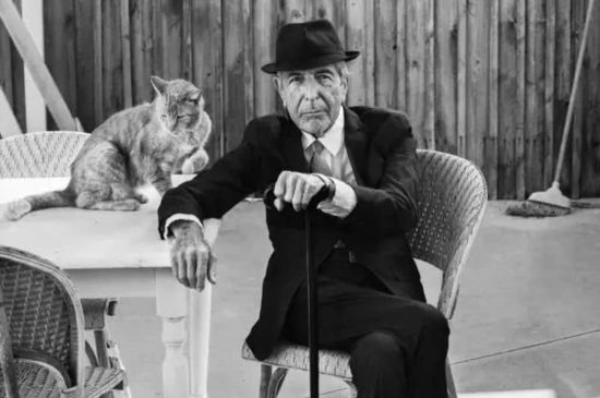 Leonard Cohen, le maître de la mélancolie, mort