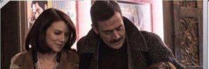 The Walking Dead: Der Moment wenn du realisierst, dass Maggie und Negan Batmans Eltern sind
