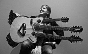 Medusa Guitar: Eine Gitarre mit 52 Saiten