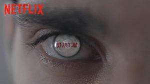 Netflix Vista: Kontaktlinsen, die Filme und Serien streamen