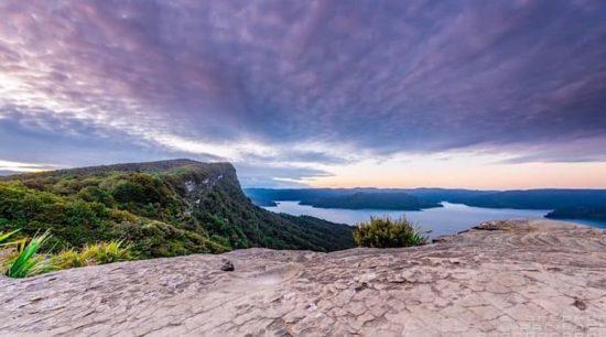 Nowa Zelandia - Ziemia światła i cienia