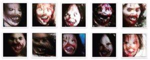 Nightmare Machine: Künstliche Intelligenz lernt, wie man Bilder gruselig macht