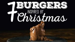 Yedi Noel Burger