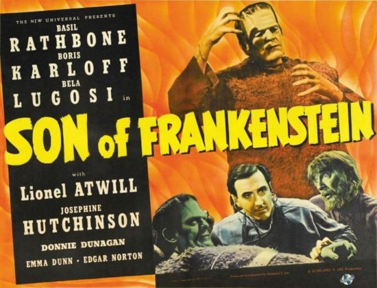 Son of Frankenstein - Restored Trailer