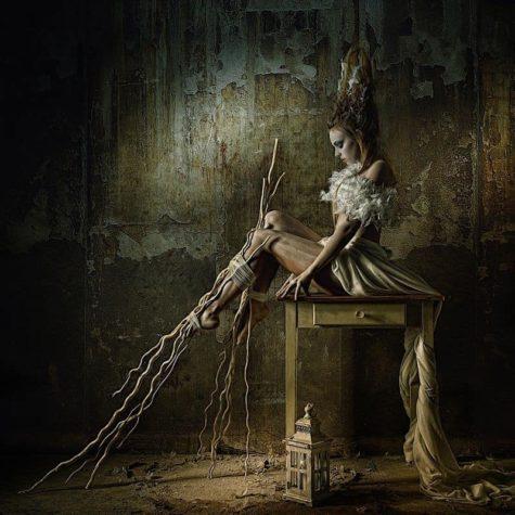 Die düsteren Welten von Stefan Gesell
