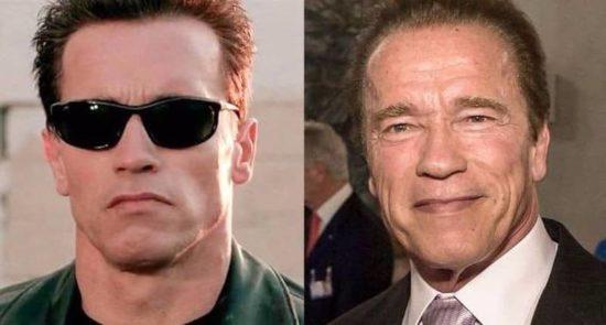 Arnold Schwarzenegger - L'ex governatore della California sarà quest'anno 70. ed è ancora un'icona del cinema d'azione.