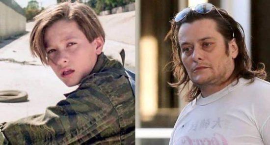 Così fa Edward Furlong, L'attore, John Connor giocato, oggi. Uno dei più grandi giovani anni '90 rubacuori è segnato da alcolismo e la tossicodipendenza, e la sua carriera è completamente deragliato.