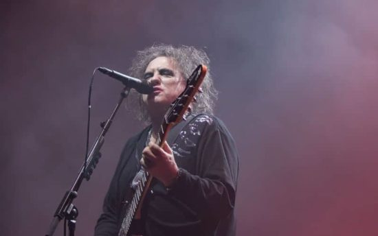 The Cure 2016 in Basel: Ein Konzert mit Gänsehautfeeling