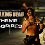 The Walking Dead Theme: Great things Metal Cover with bagpipes