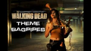 The Walking Dead Theme: Grossartiges Metal Cover mit Dudelsack