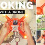 Hvordan lage Thanksgiving middag med en drone