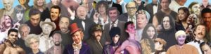 All 2016 deceased artists on a Photo