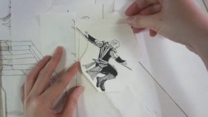 Assassin 's Creed Paper Parkour